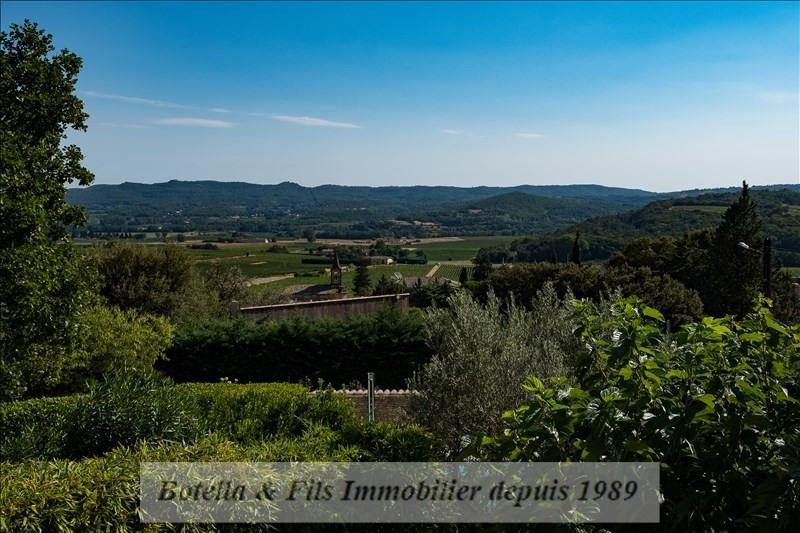 Vente de prestige maison / villa Goudargues 598000€ - Photo 14