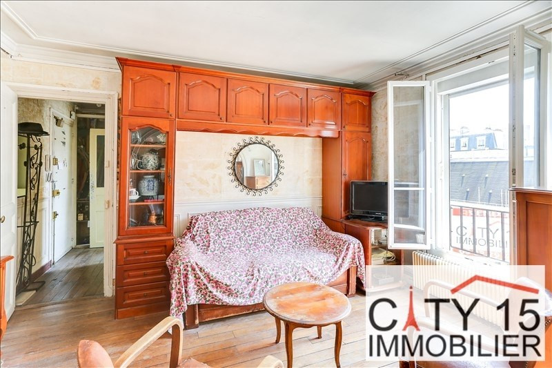 Sale apartment Paris 15ème 395000€ - Picture 7