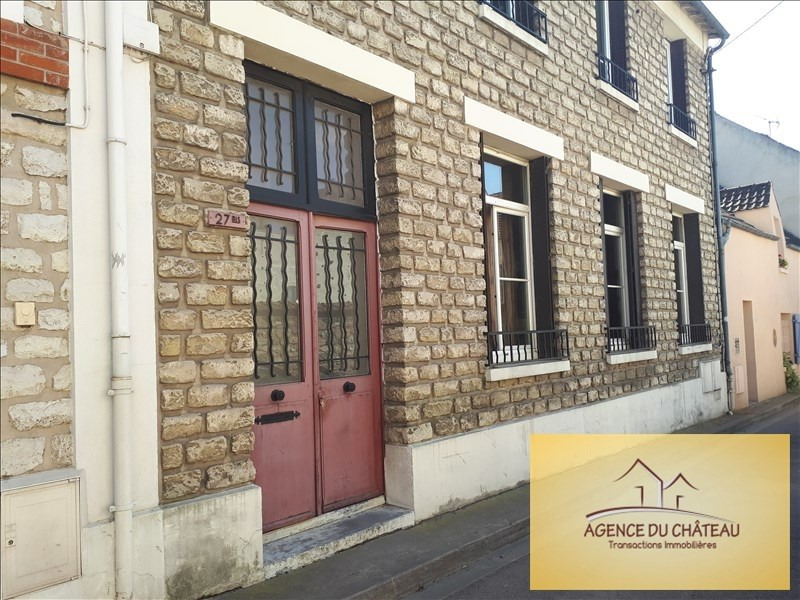 Vente appartement Mantes la jolie 132 000€ - Photo 1
