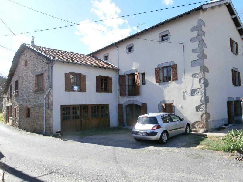 Produit d'investissement maison / villa Viverols 107000€ - Photo 1