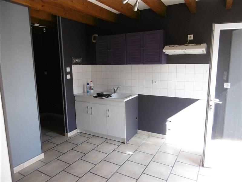 Vente maison / villa Frontenay rohan rohan 137800€ - Photo 2