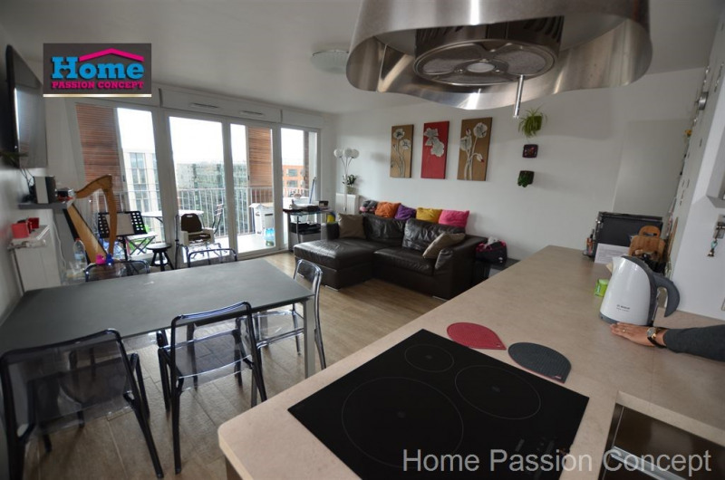 Vente appartement Nanterre 427 000€ - Photo 4