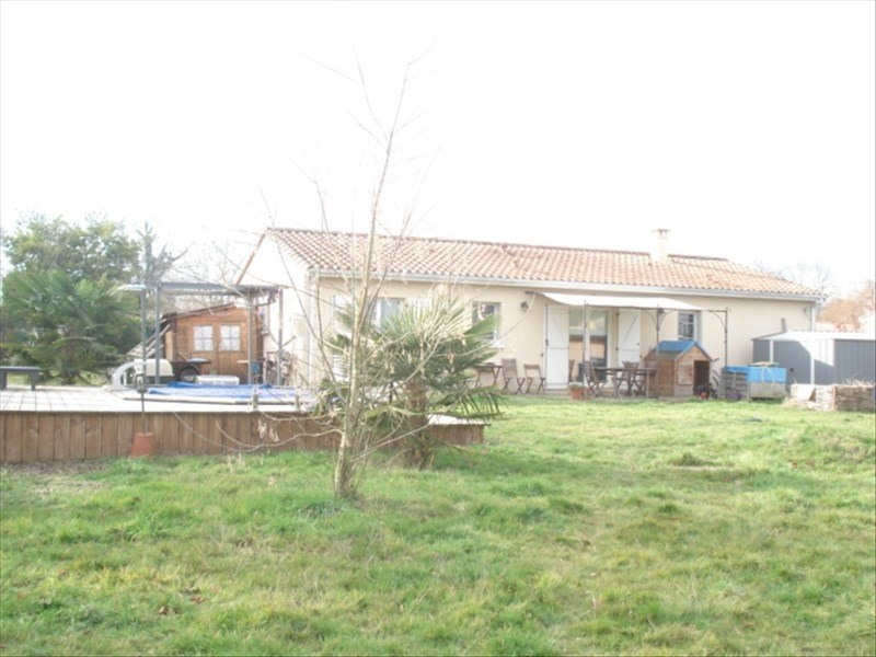 Vente maison / villa Cussac fort medoc 212000€ - Photo 1