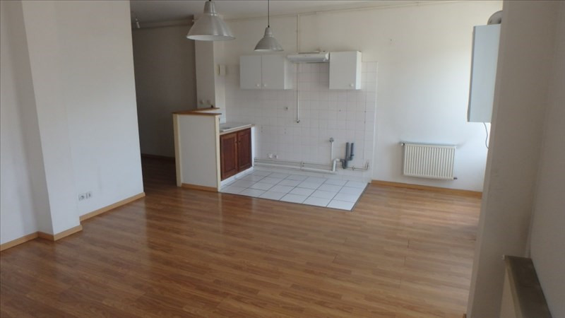 Sale apartment Bourgoin jallieu 117 500€ - Picture 2