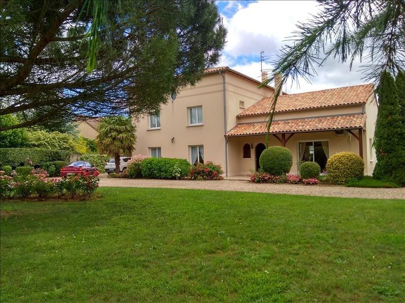 Vente maison / villa Buxerolles 546000€ - Photo 1