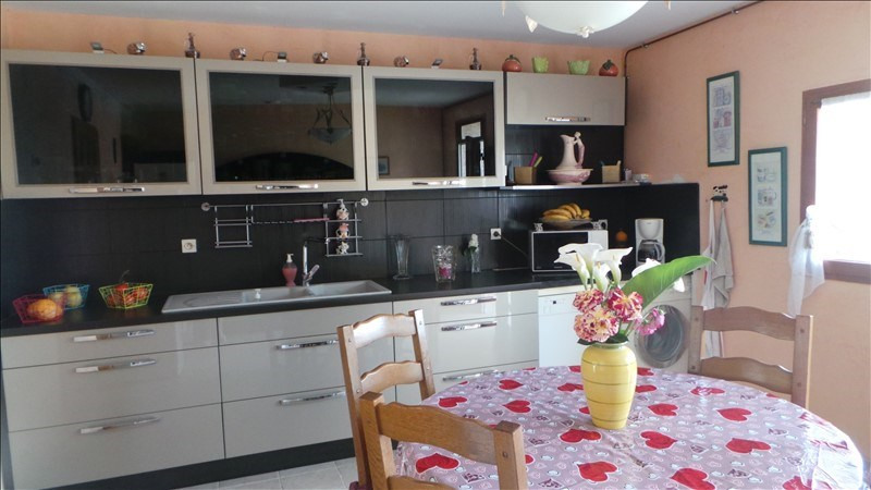 Vente maison / villa St vulbas 259000€ - Photo 4