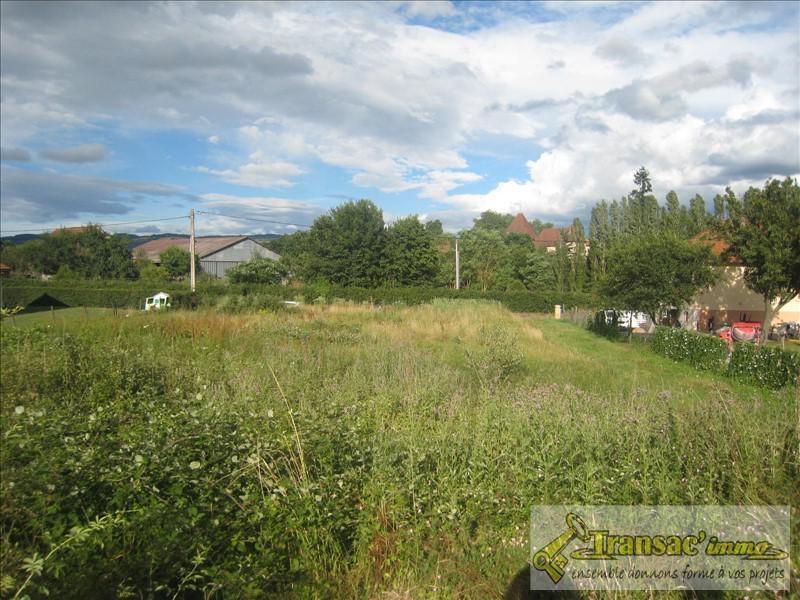 Vente terrain Randan 44000€ - Photo 1