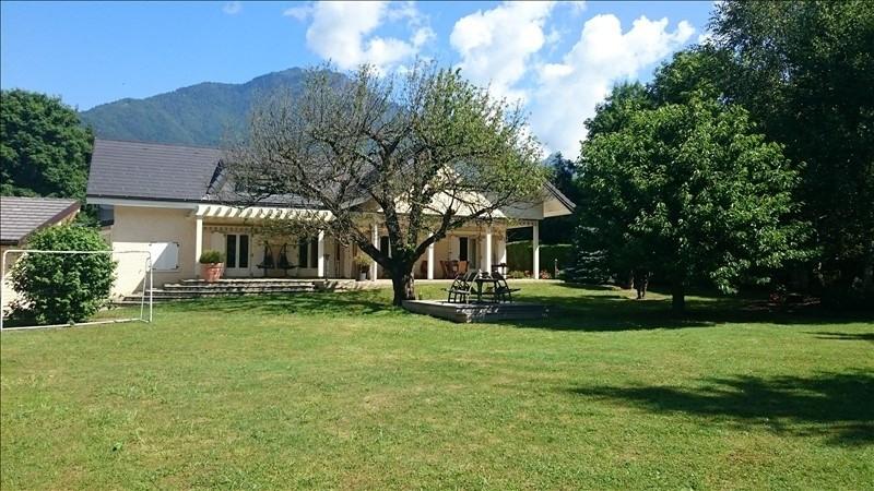 Revenda residencial de prestígio casa Gilly sur isere 639000€ - Fotografia 3