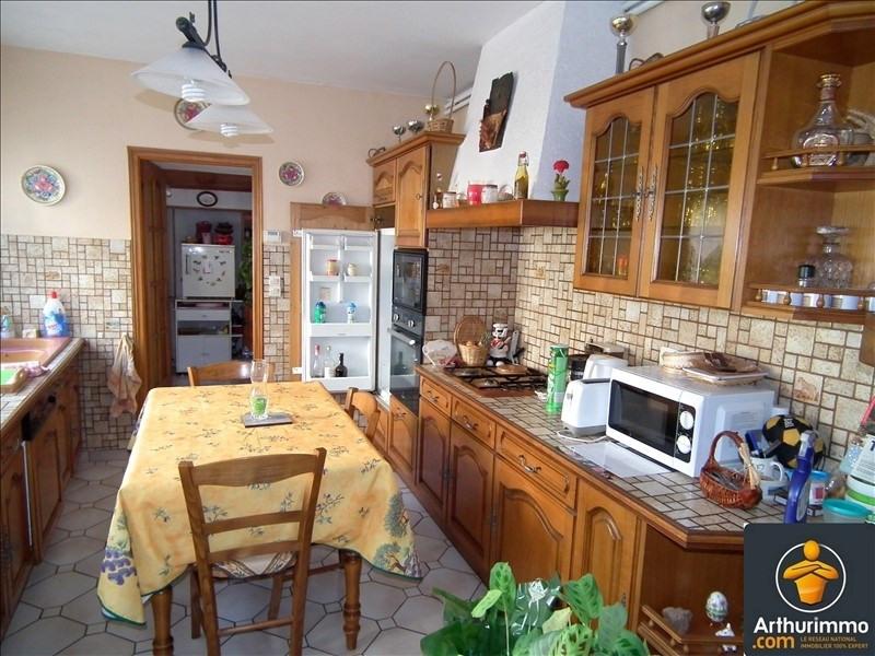 Sale house / villa Matha 108000€ - Picture 5