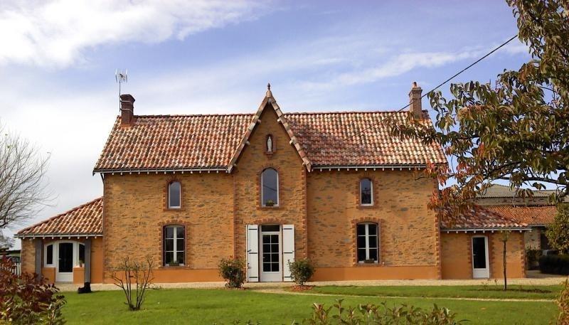Vente maison / villa Le pin en mauges 246500€ - Photo 1