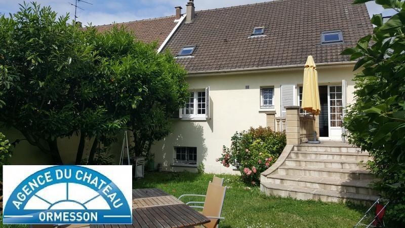 Vente maison / villa Ormesson sur marne 446000€ - Photo 1