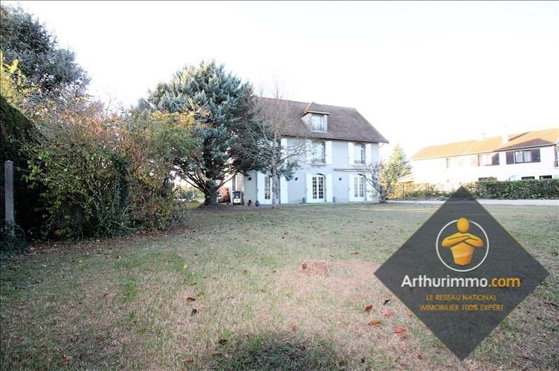 Sale house / villa St romain de jalionas 352900€ - Picture 1