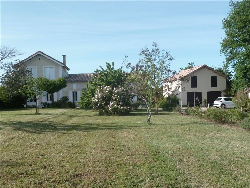 Sale house / villa Perissac 305000€ - Picture 1