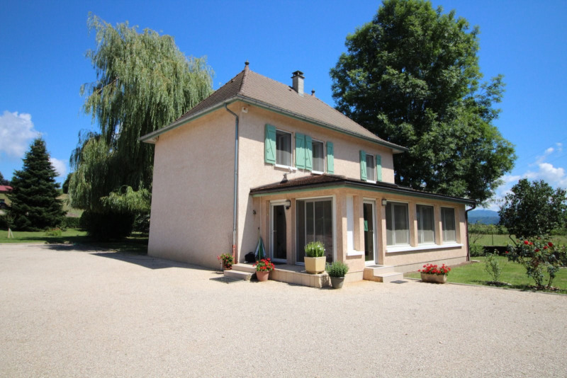 Vente maison / villa Morestel 289 000€ - Photo 2