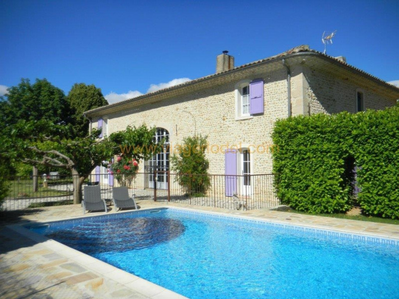 Life annuity house / villa Riez 300000€ - Picture 2