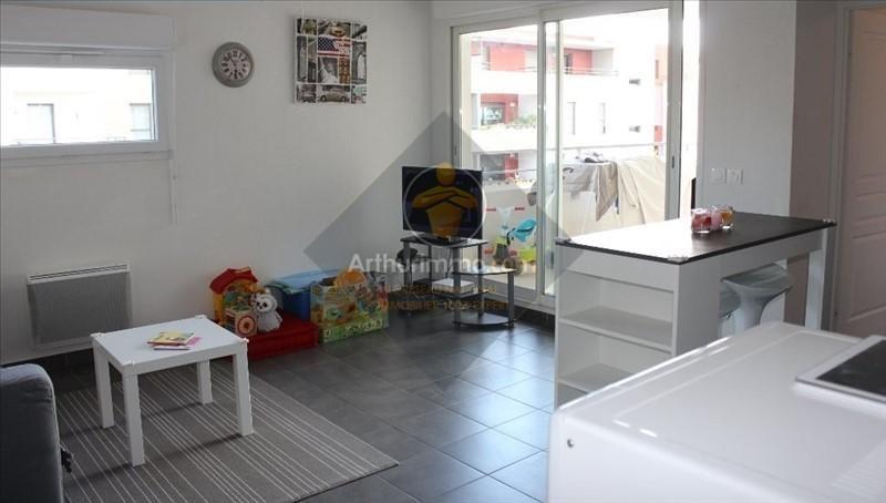 Vente appartement Sete 160000€ - Photo 1