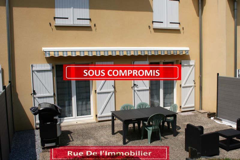 Sale house / villa Traenheim 250000€ - Picture 1
