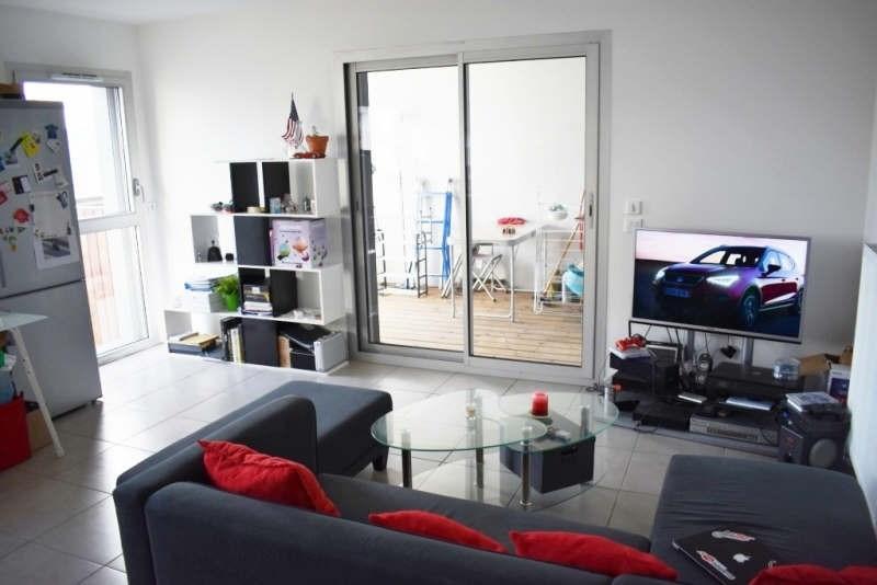 Vente appartement Bordeaux 262500€ - Photo 2