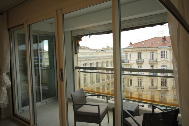 Rental apartment Nice 1200€ CC - Picture 4