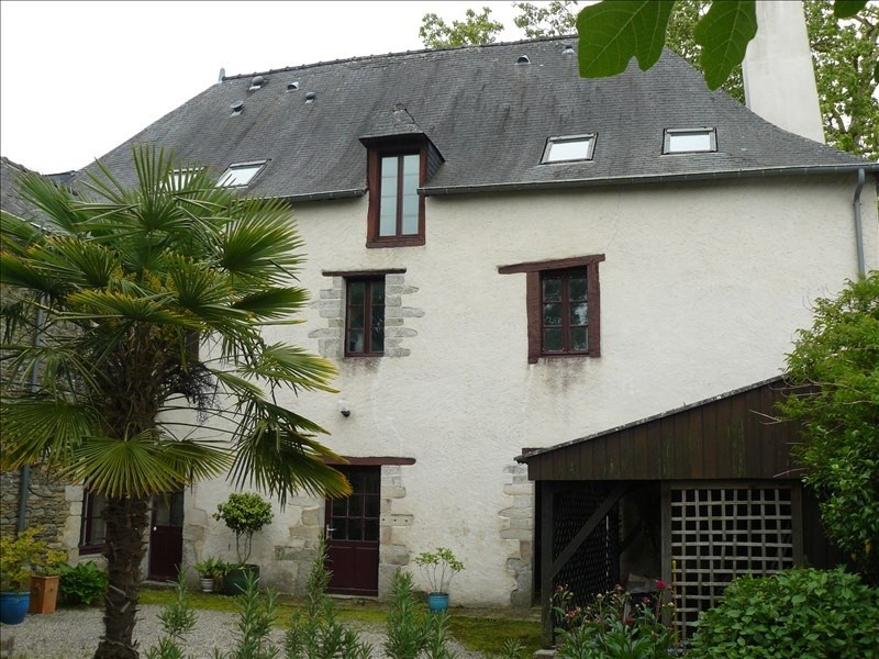 Deluxe sale house / villa Josselin 364000€ - Picture 1