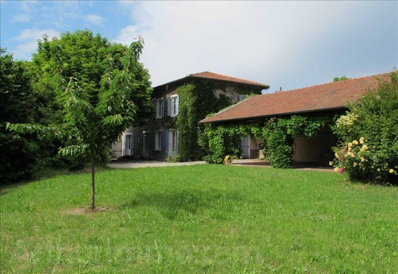 Sale house / villa Anjou 390 000€ - Picture 1