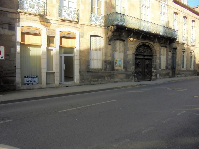Vente local commercial Moulins 58 000€ - Photo 1