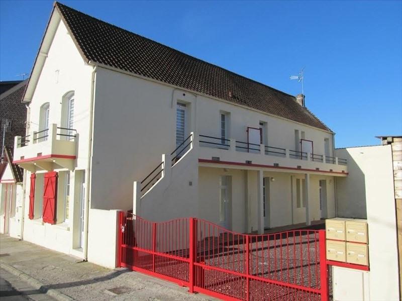 Sale apartment Fort mahon plage 160000€ - Picture 1