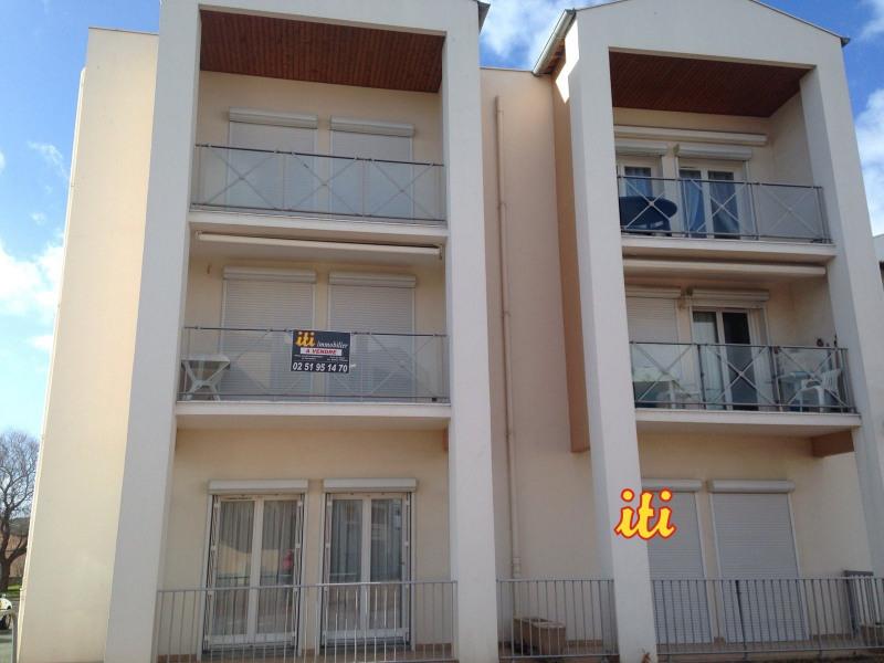 Sale apartment Les sables d olonne 152800€ - Picture 1