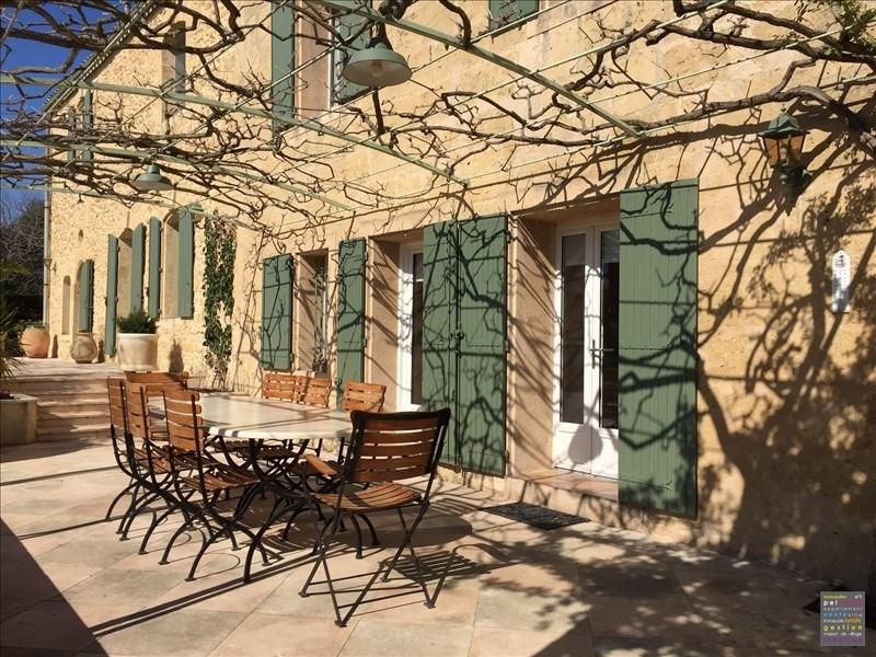 Vente de prestige maison / villa Salon de provence 1100000€ - Photo 3