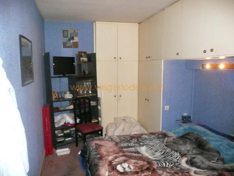 Life annuity apartment Paris 11ème 75 000€ - Picture 3