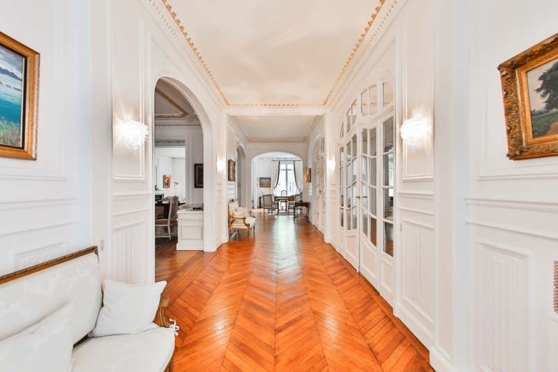 Vente de prestige appartement Paris 16ème 3 200 000€ - Photo 4