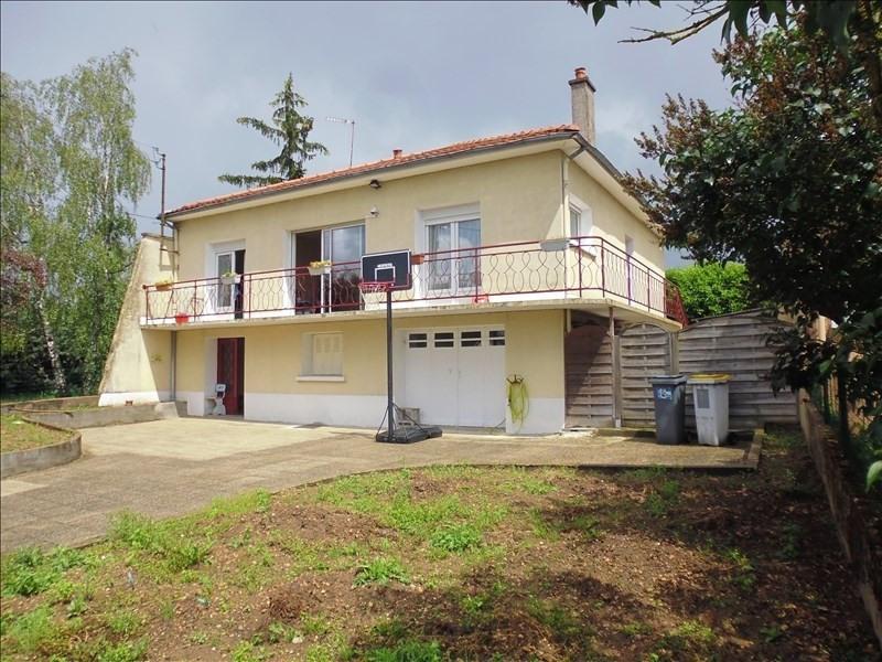 Vente maison / villa Poitiers 193500€ -  1