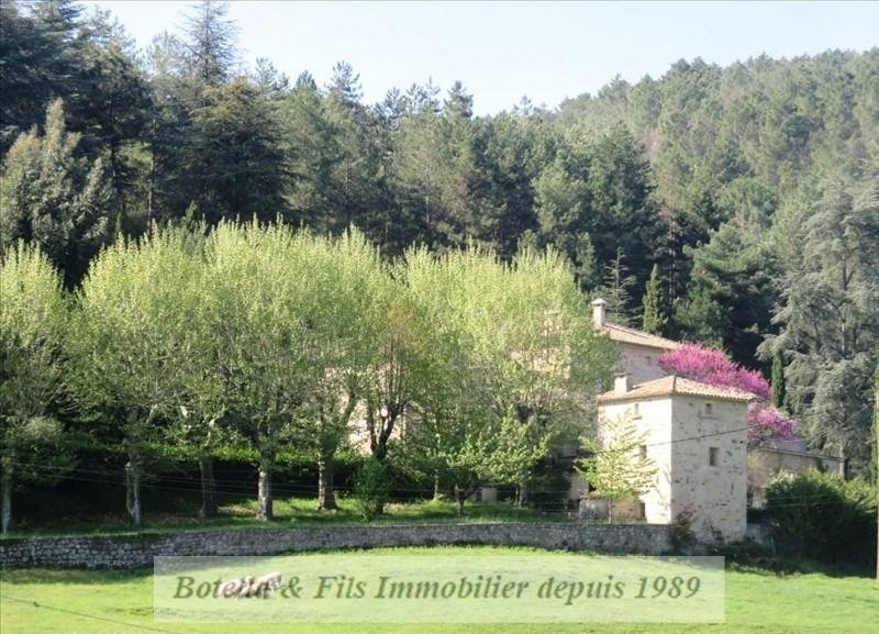 Vente de prestige maison / villa Aubenas 698000€ - Photo 2
