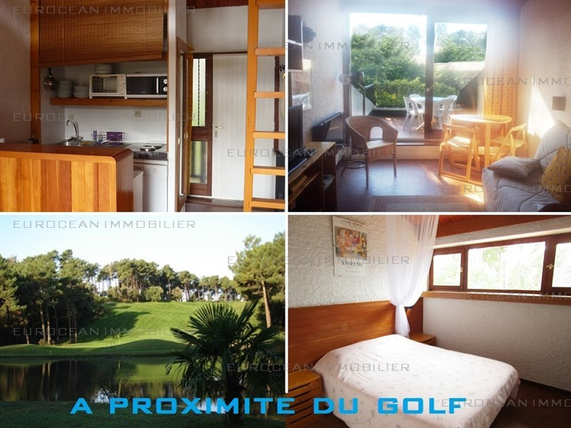 Vacation rental apartment Lacanau-ocean 491€ - Picture 1