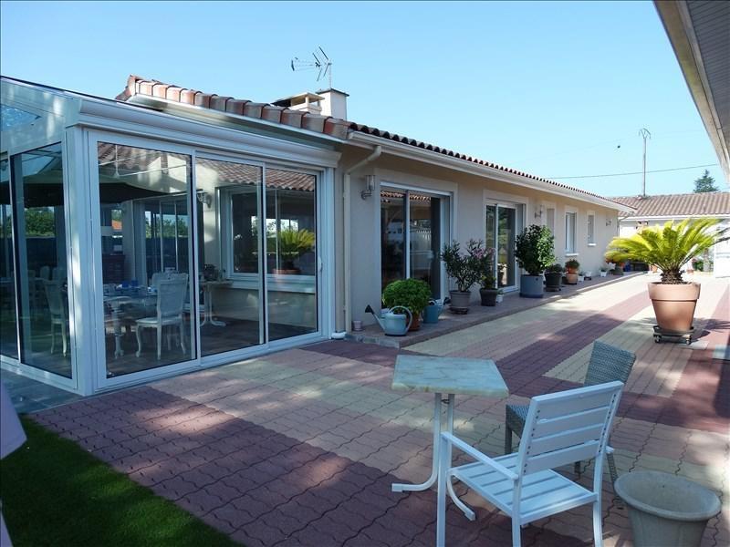 Vente maison / villa Margaux 387000€ - Photo 1