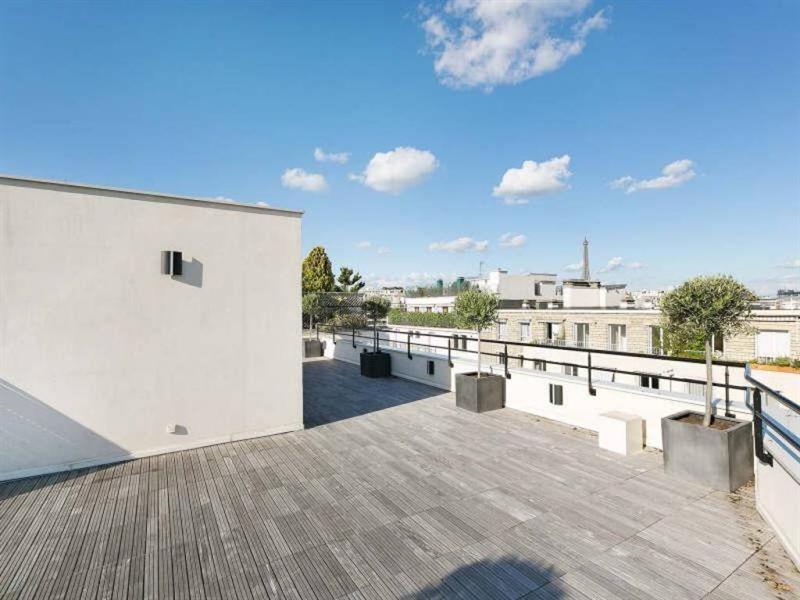Revenda residencial de prestígio apartamento Paris 16ème 3150000€ - Fotografia 5