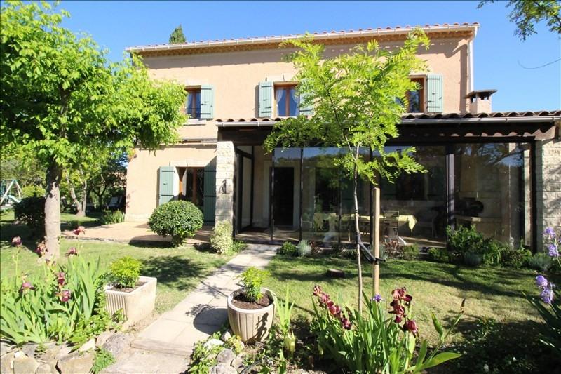 Vente maison / villa Pernes les fontaines 430000€ - Photo 1