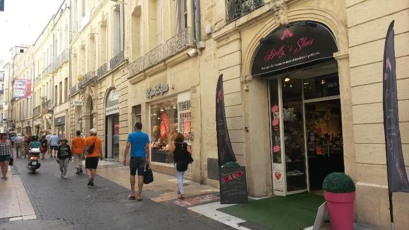 Location Boutique Montpellier 0