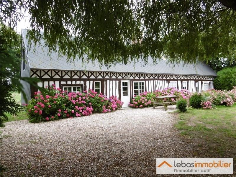 Vente maison / villa Doudeville 155000€ - Photo 1