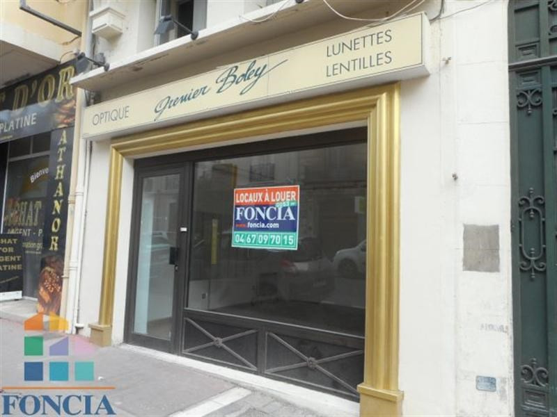 Location Local commercial Béziers 0