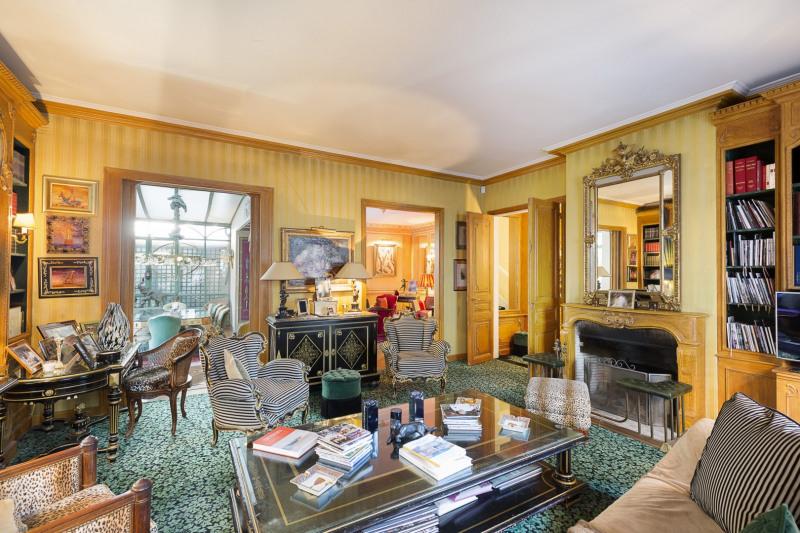Revenda residencial de prestígio palacete Paris 16ème 11500000€ - Fotografia 3