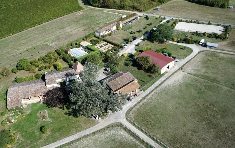 Vente de prestige maison / villa Port ste foy et ponchapt 742000€ - Photo 1