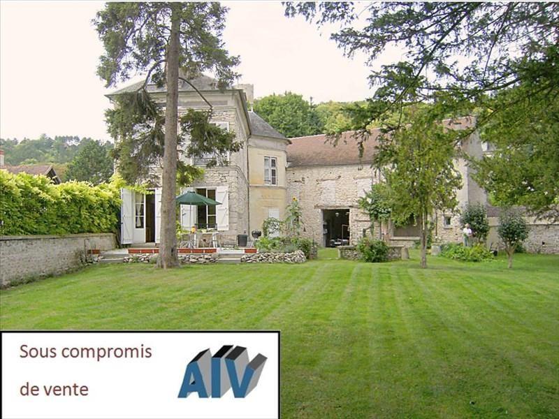 Deluxe sale house / villa La roche guyon 504000€ - Picture 1