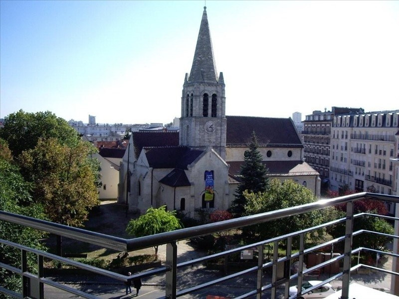 Rental apartment Maisons alfort 860€ CC - Picture 1