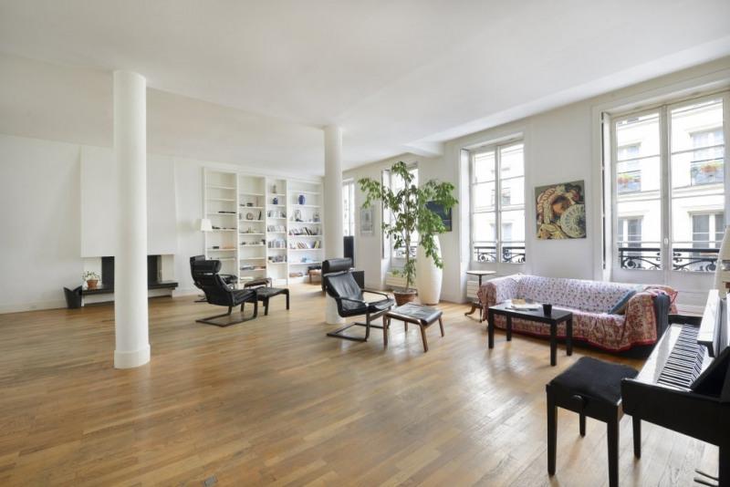 Verkauf von luxusobjekt wohnung Paris 3ème 2390000€ - Fotografie 2