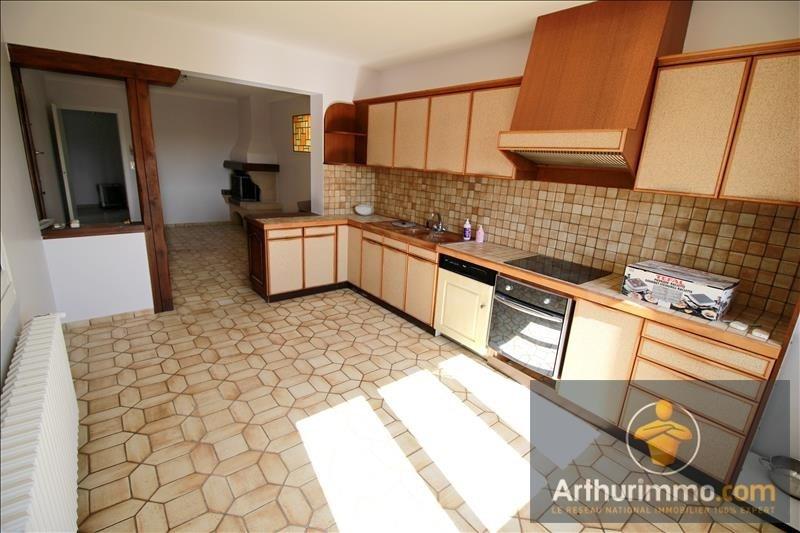 Vente maison / villa Bourgoin jallieu 349900€ - Photo 5