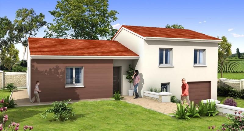 """Modèle de maison  """"Pas d'espace perdu pour notre modèle MASSALA à partir de 90 m²"""" à partir de 4 pièces Nièvre par MAISONS D'EN FRANCE BOURGOGNE"""