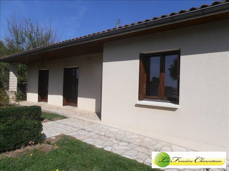 Sale house / villa Champniers 139600€ - Picture 1