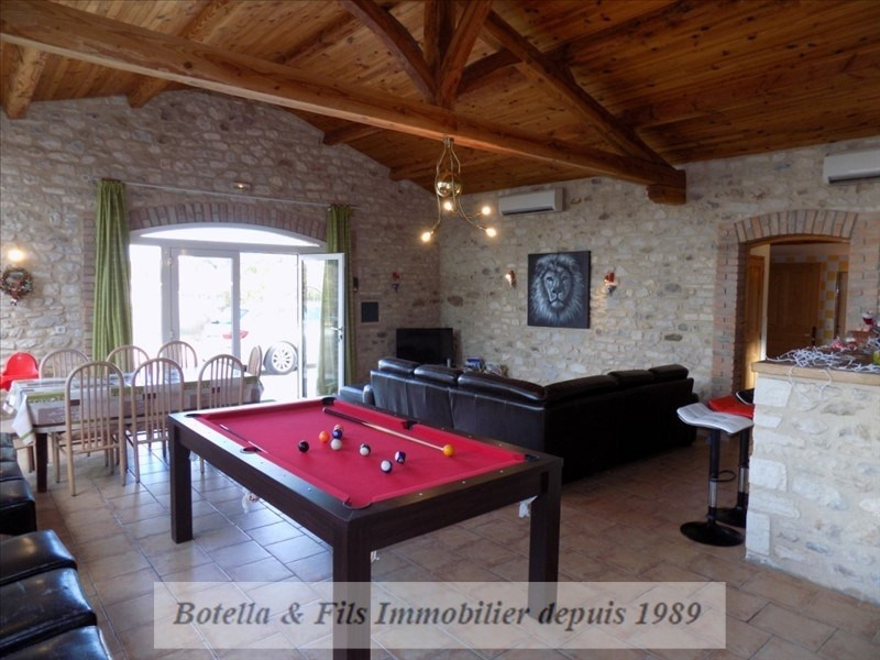 Vente maison / villa Barjac 319 000€ - Photo 3