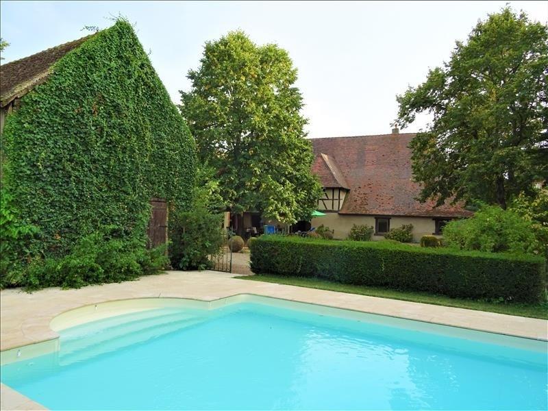 Vente de prestige maison / villa Moulins 378000€ - Photo 10